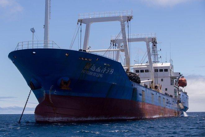 Phía sau đội tàu cá hùng hậu, đầy tham vọng, phát triển như vũ bão của Trung Quốc - Ảnh 2.