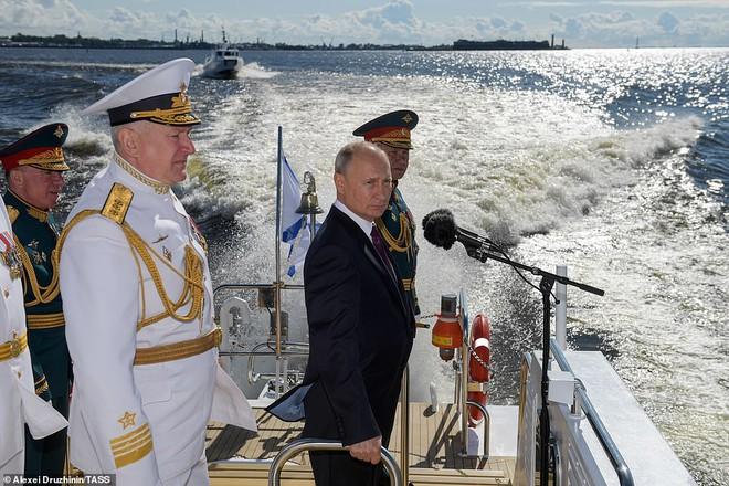 Ông Putin đã giúp Hải quân Nga thống trị Địa Trung Hải như thế nào? - Ảnh 1.