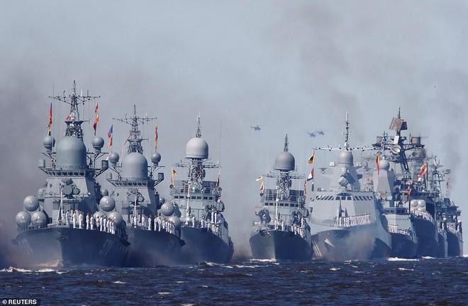Ông Putin đã giúp Hải quân Nga thống trị Địa Trung Hải như thế nào? - Ảnh 2.