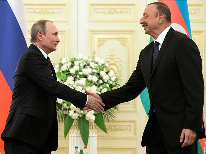 Báo Anh: Vén màn góc tối - Nga quay lưng với Armenia vì thỏa thuận béo bở với Azerbaijan? - Ảnh 3.