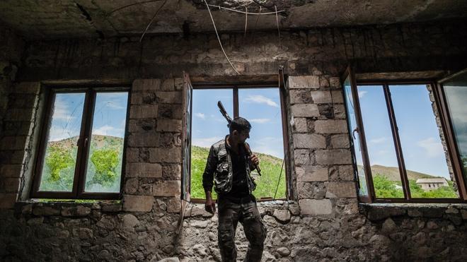 Chiếu tướng Nga ở Syria, Thổ Nhĩ Kỳ lên ngôi ở Nagorno-Karabakh? - ảnh 1