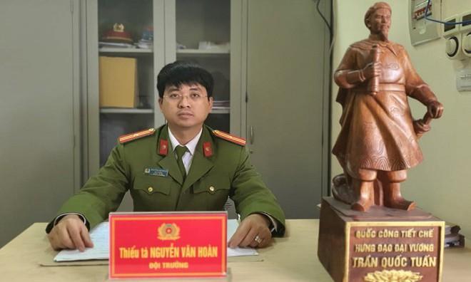 Bắc Ninh: Từ cậu học sinh giỏi bị trấn xe đến đội trưởng đội cảnh sát hình sự - Ảnh 1.
