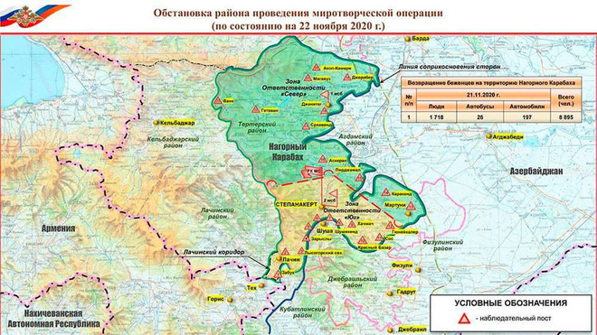 Vấp rào cản Nga, căn cứ đặt ở Karabakh chết từ trong trứng: Thổ vẫn có cách lách luật? - Ảnh 3.