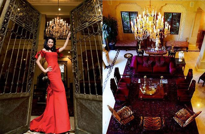 Choáng ngợp trước khối tài sản khủng của ba Hoa hậu giàu nhất Việt Nam - ảnh 17