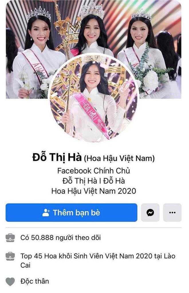 Giữa loạt Facebook giả mạo, đâu là trang cá nhân 'chính chủ' Hoa hậu Đỗ Thị Hà? - ảnh 5