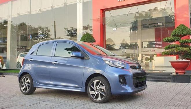 Top 4 ô tô ngon đáng sở hữu trong giá tầm 300 triệu đồng - Ảnh 4.