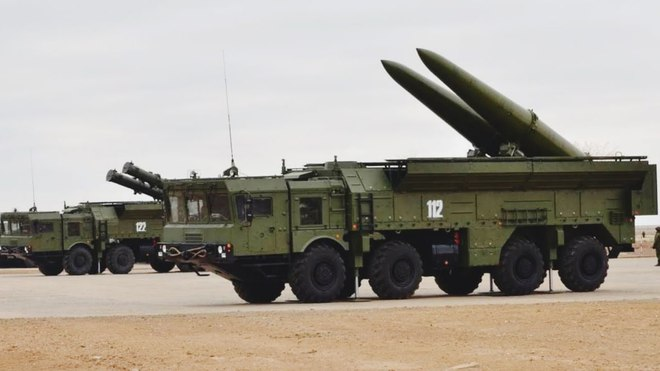 Bị Mỹ thách thức, Nga ngay lập tức tăng sức mạnh cho tên lửa Iskander: Châu Âu lo sốt vó - Ảnh 2.