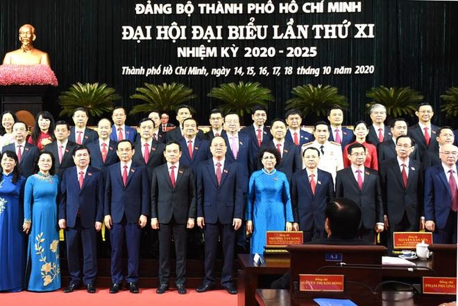 Ông Trần Lưu Quang được phân công giữ chức Phó Bí thư Thường trực Thành ủy TP HCM - Ảnh 1.