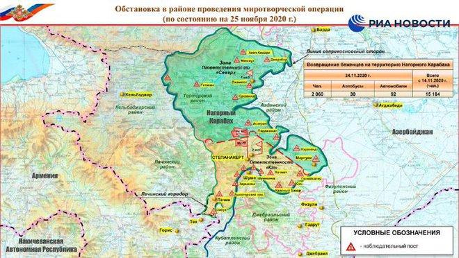 Pháp hành động bất ngờ về Karabakh khiến Azerbaijan sững người - Tăng Thổ tan nát trước không kích của Nga và Syria - Ảnh 4.