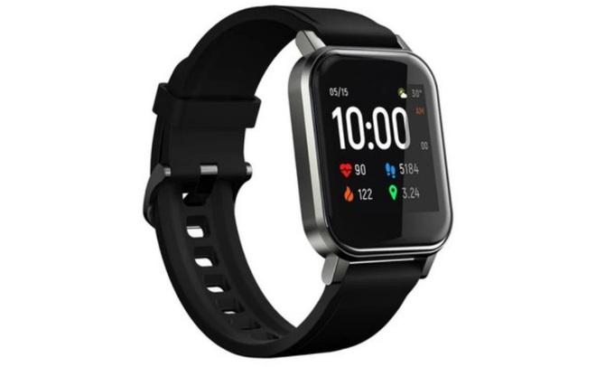 Đồng hồ thông minh bán rẻ như cho, chiếc pin khủng 30 ngày giá 199.000 đồng - Ảnh 1.