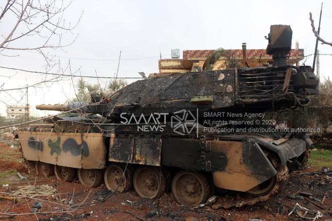 Pháp hành động bất ngờ về Karabakh khiến Azerbaijan sững người - Tăng Thổ tan nát trước không kích của Nga và Syria - Ảnh 5.