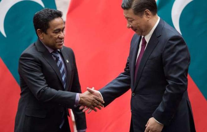 Câu chuyện cây cầu tại Maldives và sự cạnh tranh ảnh hưởng của Ấn Độ, Trung Quốc - Ảnh 2.