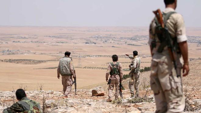 Thổ thừa nước đục thả câu tấn công Syria, Nga cứu thua phút chót - Ảnh 2.