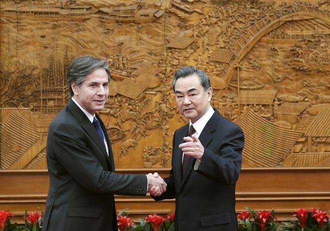 Hai trợ thủ đắc lực của ông Biden: Ra đòn chính sách gây áp lực có hệ thống hơn đối với Trung Quốc - Ảnh 1.