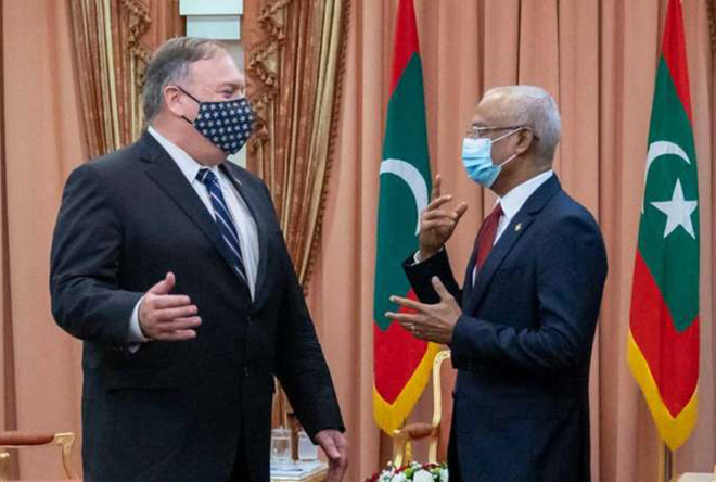 Câu chuyện cây cầu tại Maldives và sự cạnh tranh ảnh hưởng của Ấn Độ, Trung Quốc - Ảnh 4.