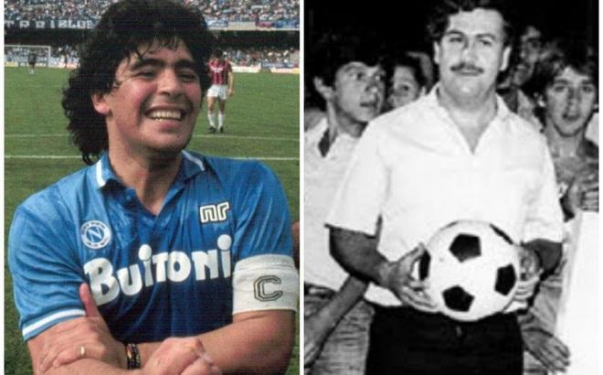 Lần vào tù nhớ đời của Maradona & ông trùm