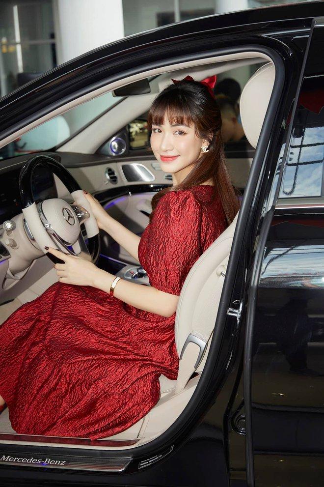 Hoà Minzy hé lộ lý do tự mua ô tô, không cần tiền của chồng đại gia - Ảnh 3.
