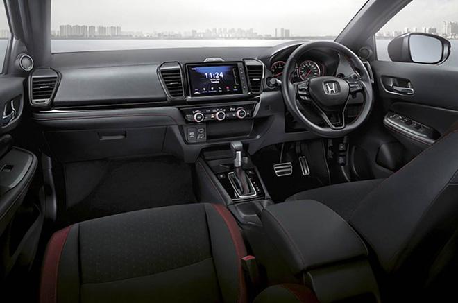 Cận cảnh Honda City hatchback thế hệ mới vừa ra mắt - Ảnh 1.