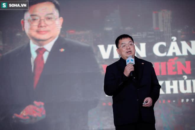 Ông Hoàng Nam Tiến: Thời buổi này, càng doanh nghiệp lớn càng dễ chết - Ảnh 1.