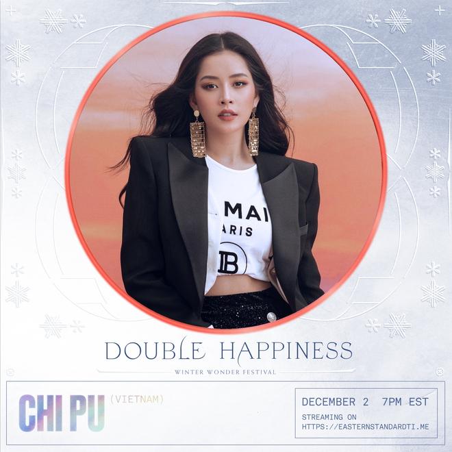 Chi Pu tham gia lễ hội âm nhạc đình đám thế giới - Ảnh 1.