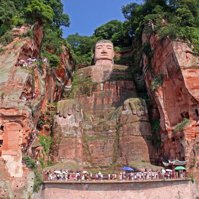 Đặt tượng Đại Phật ở ngã ba sông có thể trấn yểm thủy quái? Giới khoa học đưa ra lời giải vô cùng thuyết phục - Ảnh 3.
