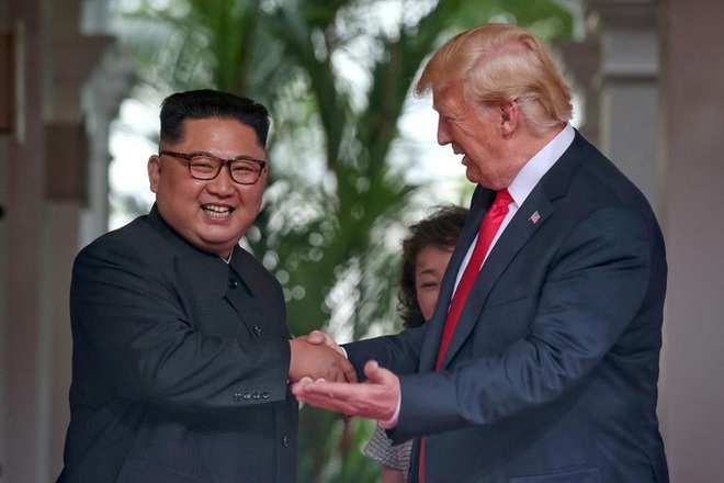 Triều Tiên sẽ chào đón ông Biden bằng tên lửa đạn đạo liên lục địa? - Ảnh 2.