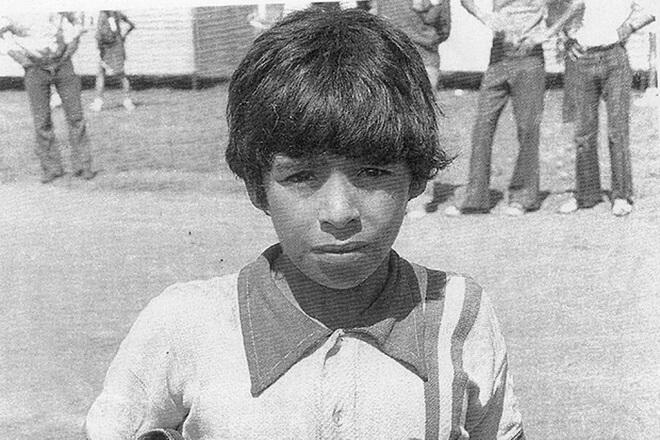 Diego Maradona: Hành trình tạo nên một huyền thoại - Ảnh 1.