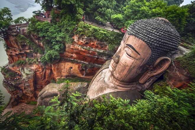 Đặt tượng Đại Phật ở ngã ba sông có thể trấn yểm thủy quái? Giới khoa học đưa ra lời giải vô cùng thuyết phục - Ảnh 1.