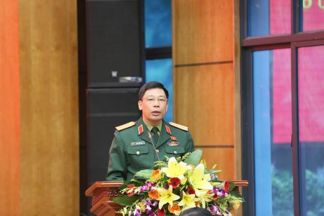Tướng Trần Việt Khoa: Công tác cán bộ làm rất chặt, vào vòng chung kết mà không đủ tiêu chuẩn cũng bị gạt ra - Ảnh 1.