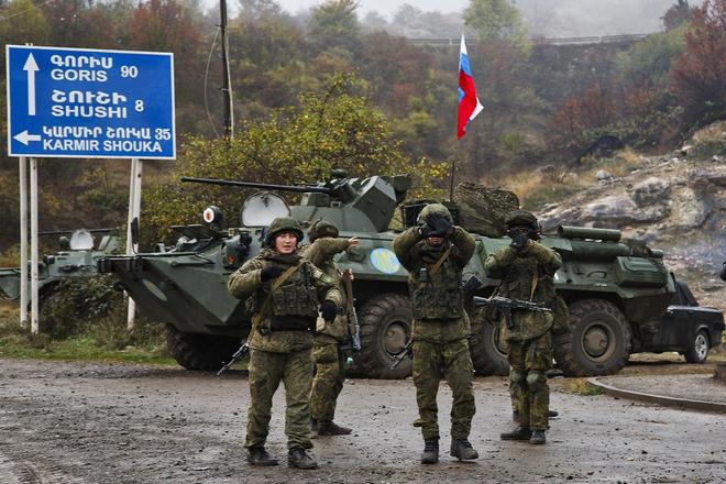 Vị thế không đáng thèm muốn của Gấu ở Karabakh: Cơ hội cho Thổ, hố đen đang chờ Nga? - Ảnh 1.