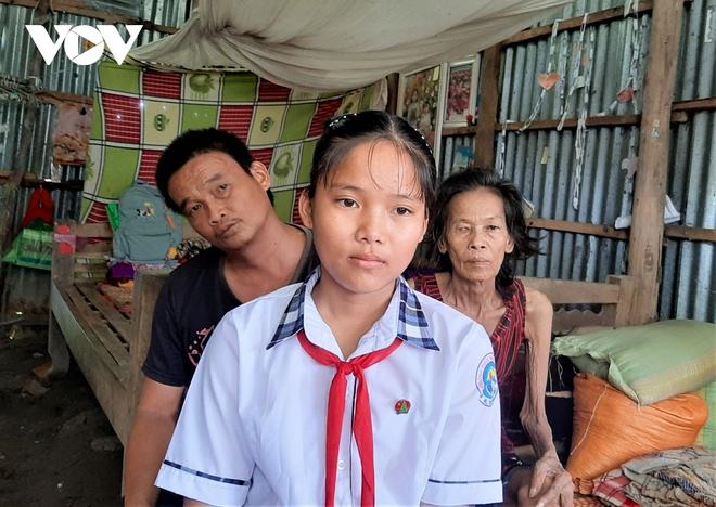 Cô học trò học giỏi nhưng gặp nhiều bất hạnh - Ảnh 3.