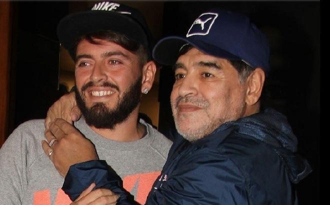 Con rơi của Maradona: 'Đội trưởng trong tim con không bao giờ chết'