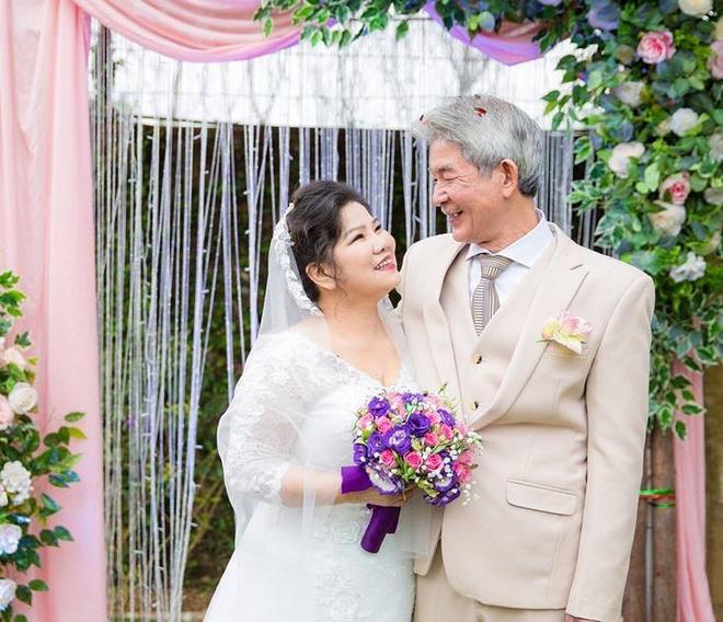 NSND Thanh Hoa: 68 tuổi mới được làm cô dâu, khóc nhiều hơn cười - Ảnh 3.