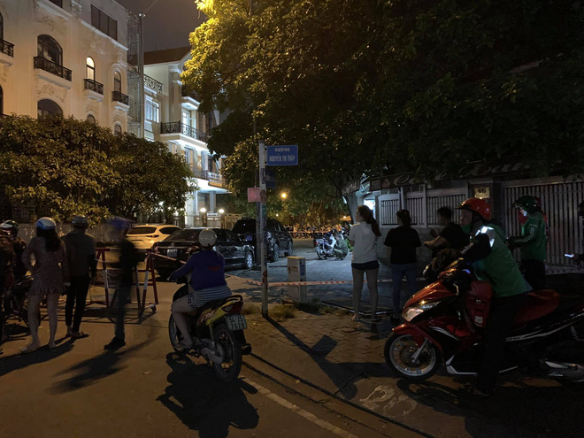 Nghi án giết người phi tang xác trong vali  tại căn nhà 3 tầng ở Sài Gòn - Ảnh 1.