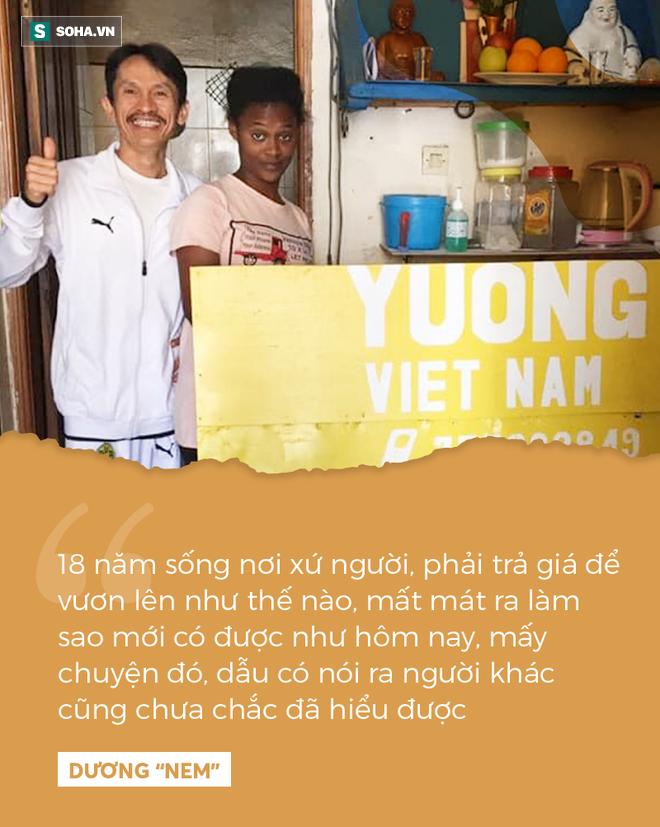 """Dương """"nem"""" nổi tiếng Senegal: 18 năm trả giá nơi xứ người, kiếm được tiền nhưng chỉ muốn về nước sống với túp lều tranh - Ảnh 10."""