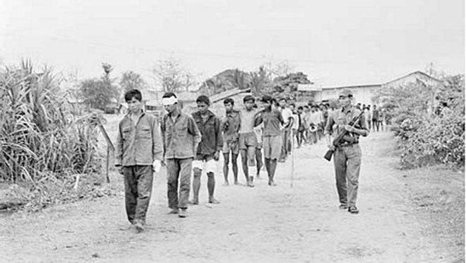 Chiến trường K: Ma quái, rợn tóc gáy lần đầu chạm mặt lính Khmer Đỏ - Ảnh 2.
