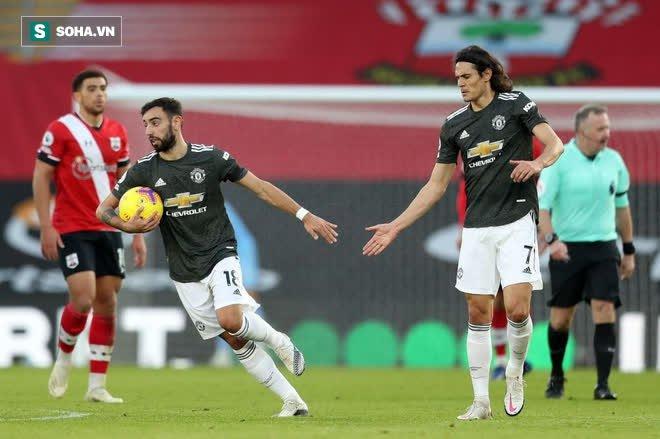 Cavani, Cavani, Cavani rực sáng đưa Man United từ cõi chết trở về - Ảnh 3.