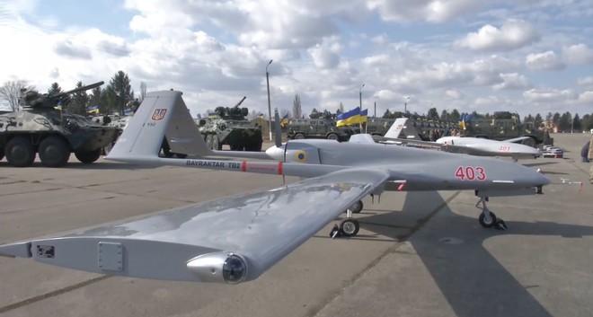 Đưa UAV áp sát biên giới Nga, Ukraine đặt Crimea vào tầm ngắm: Donbass là mục tiêu đầu tiên - Ảnh 1.