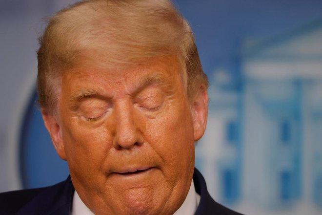4 lần ông Trump ngầm thừa nhận thất cử? - Ảnh 1.