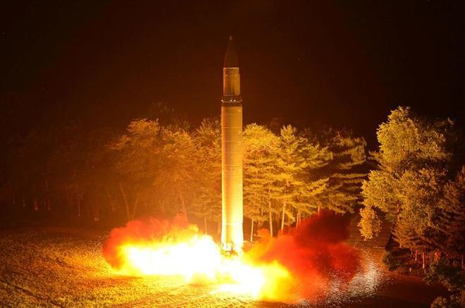 Liệu Triều Tiên có tái sử dụng 'lá bài tên lửa' trong quan hệ với Mỹ - Ảnh 2.