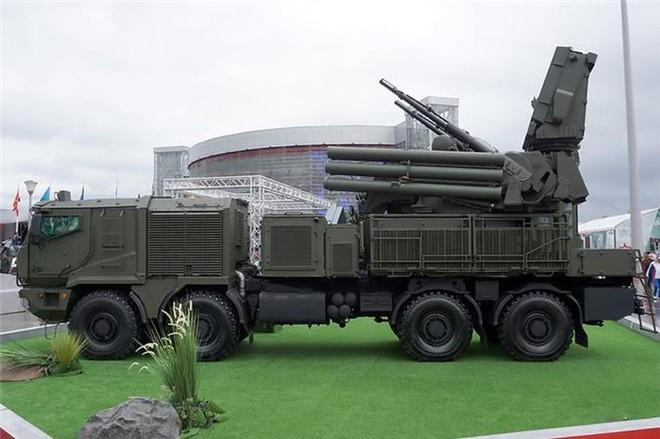 Pantsir-S1 phiêu lưu khó tin trong chiến sự Azerbaijan và Armenia: Hơn cả bom tấn! - Ảnh 4.