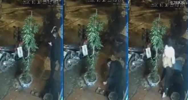 Hà Nội: Nghi án nam sinh viên trường ĐH Giao thông trúng đạn tử vong khi đang đứng chờ bạn - Ảnh 1.