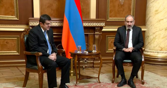 Bí mật thoả thuận Karabakh: Vỡ trận phải cầu cứu Nga nhưng vì sao Armenia vẫn bác bỏ đề xuất của TT Putin? - Ảnh 2.