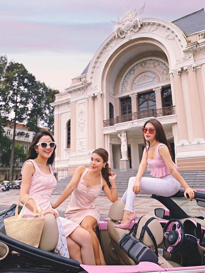 Hai bạn thân là tiểu thư giàu có, nổi tiếng Sài thành của vợ sắp cưới Phan Thành - Ảnh 6.