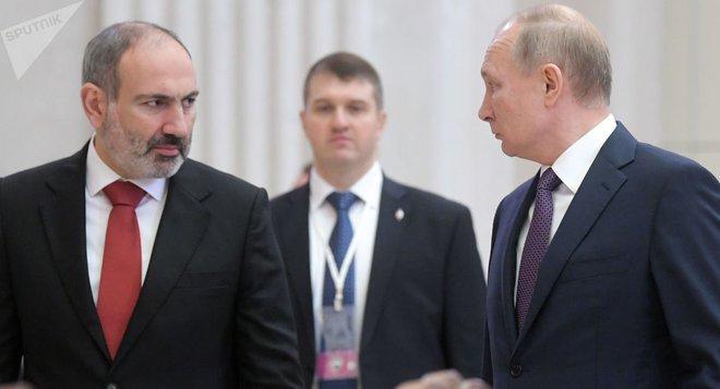 Bí mật thoả thuận Karabakh: Vỡ trận phải cầu cứu Nga nhưng vì sao Armenia vẫn bác bỏ đề xuất của TT Putin? - Ảnh 3.