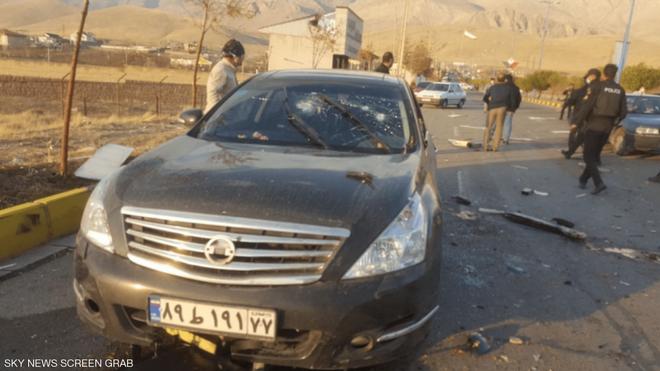 """Iran sẽ """"trả thù thảm khốc"""" vụ ám sát khoa học Mohsen Fakhrizadeh - Ảnh 2."""