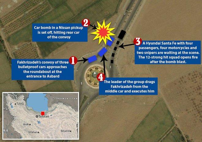 Nói là làm, Iran ra đòn đầu tiên đáp trả vụ ám sát nhà khoa học hạt nhân - Thổ tung chiêu vỗ mặt Israel - Ảnh 2.