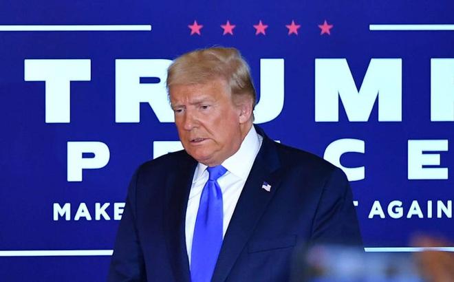 Truyền thông tiết lộ điều TT Trump nói vào đêm bầu cử khi nhận ra có thể thua ông Biden