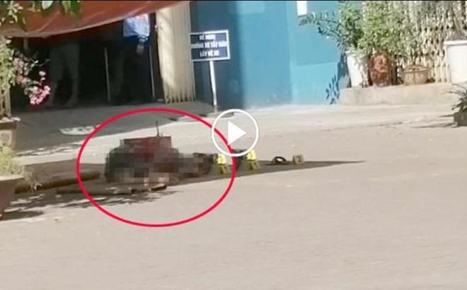 Hà Nội: Người đàn ông rơi từ tầng cao chung cư xuống đất tử vong