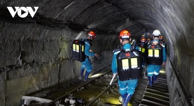 Chuyện ít biết về nghề cấp cứu hầm lò ở vùng mỏ - Ảnh 1.